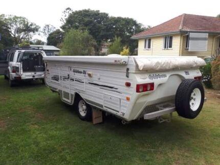 Goldstream Storm RV pop top caravan Camp Hill Brisbane South East Preview