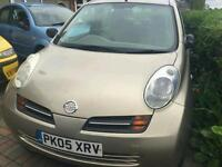 Nissan MICRA 1.2 5dr