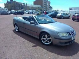 SAAB 9-3 VECTOR CONVERTIBLE, with Private Reg Plate