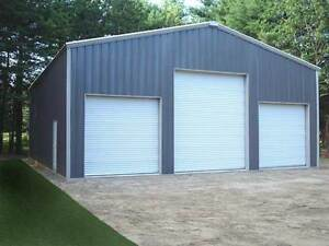 STEEL BUILDINGS & FOUNDATIONS COMPLETE D.I.Y PACKAGES London Ontario image 8