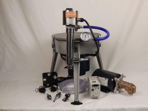 Ultimate Force Pressurized Centrifuge 240v Oil, Wvo,  Biodiesel , Wmo