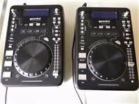 Gemini MPX-40 Professional MP3 CDJs