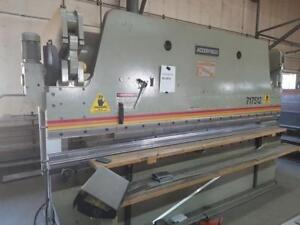 175 ton Accurpress Hydraulic (CNC) Press Brake