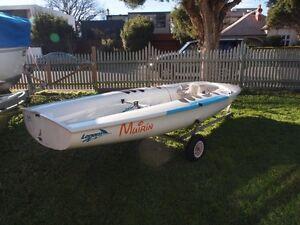 420 Sailing Dinghy AUS 51024 Melbourne CBD Melbourne City Preview