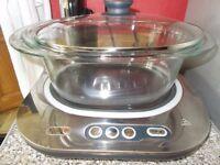 Breville Glass Slow Cooker.