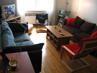 ROOMMATE NEEDED for LARGE, SUNNY 6 1/2