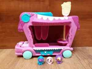 Voiture de Pet shop lps