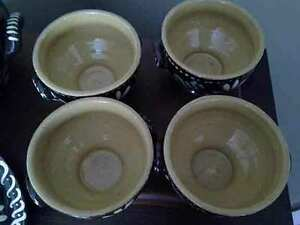 Vintage Soufflenheim French Country Pottery Soup Tureen & Bowls Kingston Kingston Area image 3