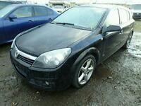 vauxhall astra black pannels.bumpers wing etc avail