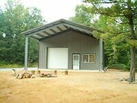 Steel Building Spring Sale is Now On!