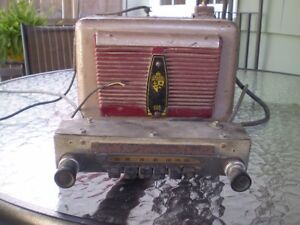 Rogers Majestic 608 Antique Car/truck Radio