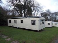 Double Glazed & Centrall Heated Immaculate Condition 3 Bedroom Caravan Stunning Park Devon