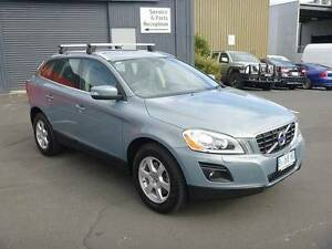 2010 Volvo XC60 2.4lt Turbo Diesel Automatic AWD Wagon Derwent Park Glenorchy Area Preview