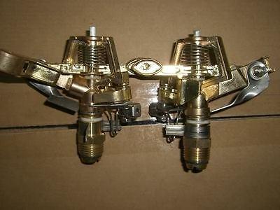 "1pcs 1/2"" Adjustable Impulse garden brass impact sprinkler  Heads"