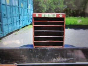 REDUCED*Indian Motorcycle Parts Tray/tool Chest , from the Plant