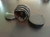 Mint Voigtlander Super Wide-Heliar 15mm f4.5 Aspherical