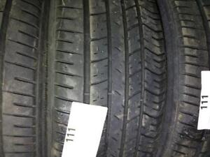 PNEUS ÉTÉ USAGÉS 205/55R16 20555R16 89H GOODYEAR EAGLE RS-A (4 DISPONIBLES)
