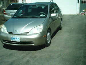 ARE YOU LOOKING FOR PARTS?  for a  2001-2003 prius