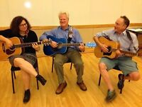 Adult Guitar Classes For Beginners