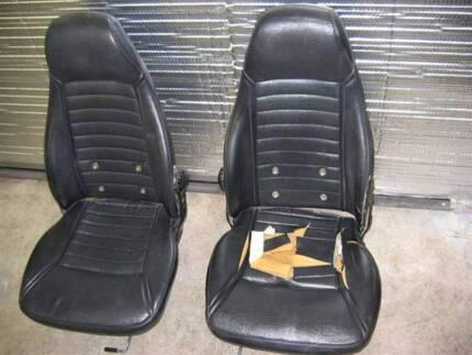 Wanted: Wanted, Datsun 240Z original front seats