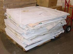BILLBOARD SIGN TARPS - 14X48 FOOT SUPER HEAVY DUTY 13 MIL CONSTRUCTION