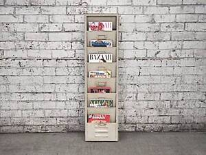 Vintage Magazine Rack Pagewood Botany Bay Area Preview