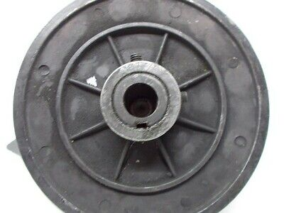 Variable Speed Pulley Lovejoy 245 34bore 6 Dia.