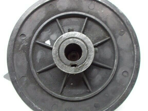 "variable speed pulley lovejoy 245 3/4""bore 6"" dia."