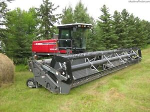 Hesston Swathers   Find Farming Equipment, Tractors, Plows