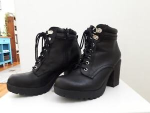 Gently Used Boots (5-12$)
