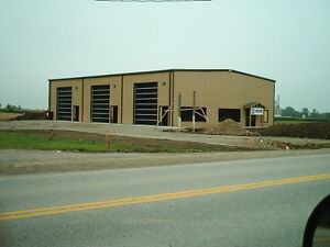 FSU Steel Buildings-Custom Design