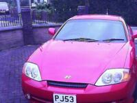 HYUNDAI COUPE S FOR SALE