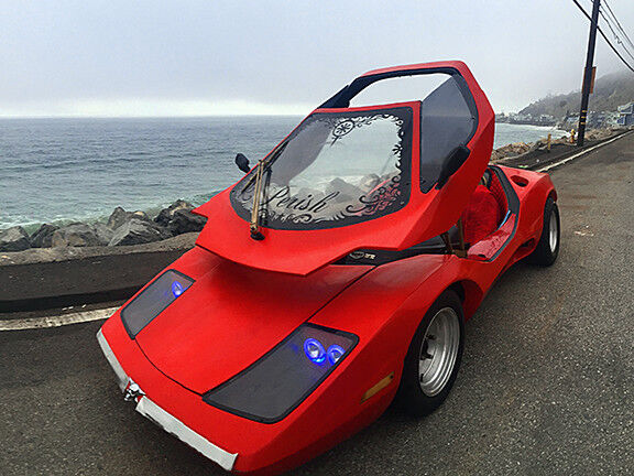 1973 Replica/Kit Makes STERLING  1973 STERLING KITCAR / RUNS GREAT / CLEAN TITLE /
