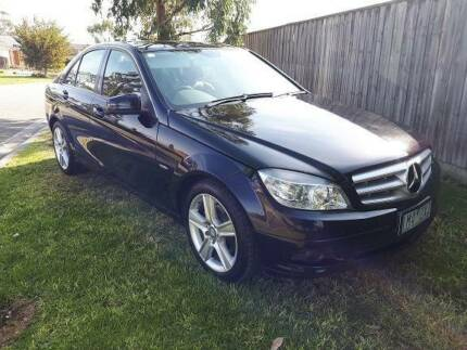 2010 Mercedes-Benz C200 Blue Efficiency Sedan Garfield Cardinia Area Preview