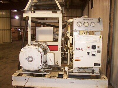Gardner Denver 100 Hp Rotary Screw Air Compressor