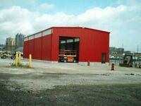 Canadian Steel Buildings in Belleville