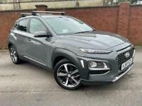 2018 Hyundai Kona 1.6T GDi Blue Drive Premium GT 5dr 4WD DCT HATCHBACK Petrol Au