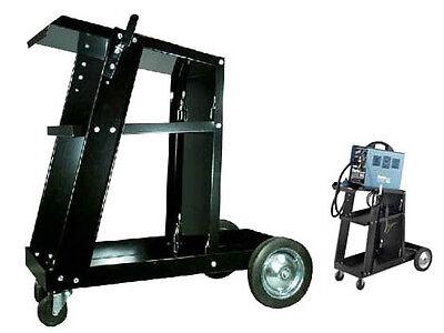 Welder Welding Cart Plasma Cutter Mig Tig Arc Universal Storage For Tanks New