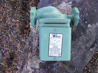 Taco Cartridge Water Circulation Pump Model 0013-f3