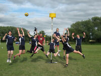 Want to try a new sport and meet new people? Try Korfball!