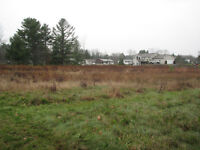2 ACRES 4 DEEDED LOTS Rosseau Village  VTB Mortgage Available