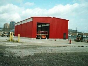 Canadian Steel Buildings in Timmins