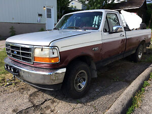 1996 Ford F-150 Camionnette