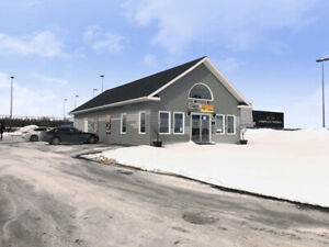 Retail Building with Excellent Visibility for Sale