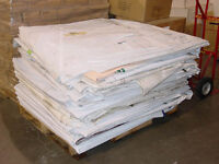 GIANT 14 x 48 foot INDUSTRIAL STRENGTH TARPS - 13 Mil thick