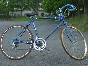 Looking for Road bike. 10 speed preferred. Male frame.
