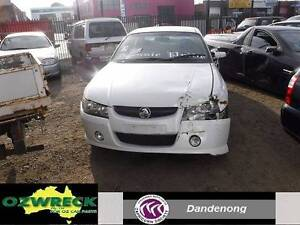 2005 HOLDEN COMM. VZ SV6 SEDAN WRECKING WHOLE VEHICLE W/NUT ONLY Dandenong Greater Dandenong Preview