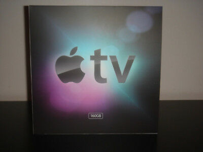 Apple TV 1st Generation - Mill Sealed - Model A1218 - 160GB - New in box