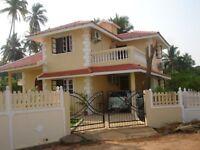 Goa Villa for Sale
