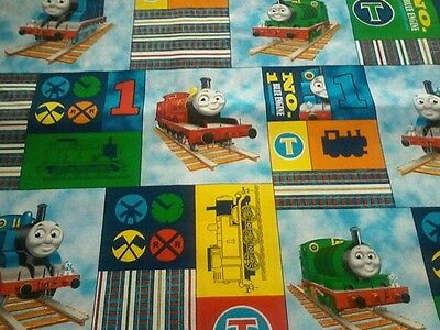 Thomas the Train standaed size boutique Pillowcase custom made- NEW Custom Made Boutique Pillowcase